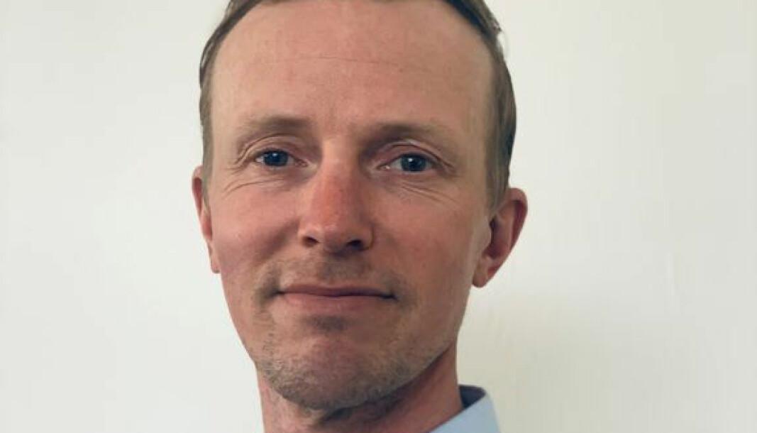 Olaf Erlend Gundersen skal styre kommunikasjonsavdelingen ved Universitet i Bergen fremover.