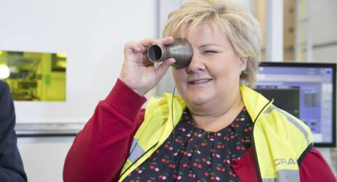 Posisjonen som «Norges kunnskapsparti» er ledig
