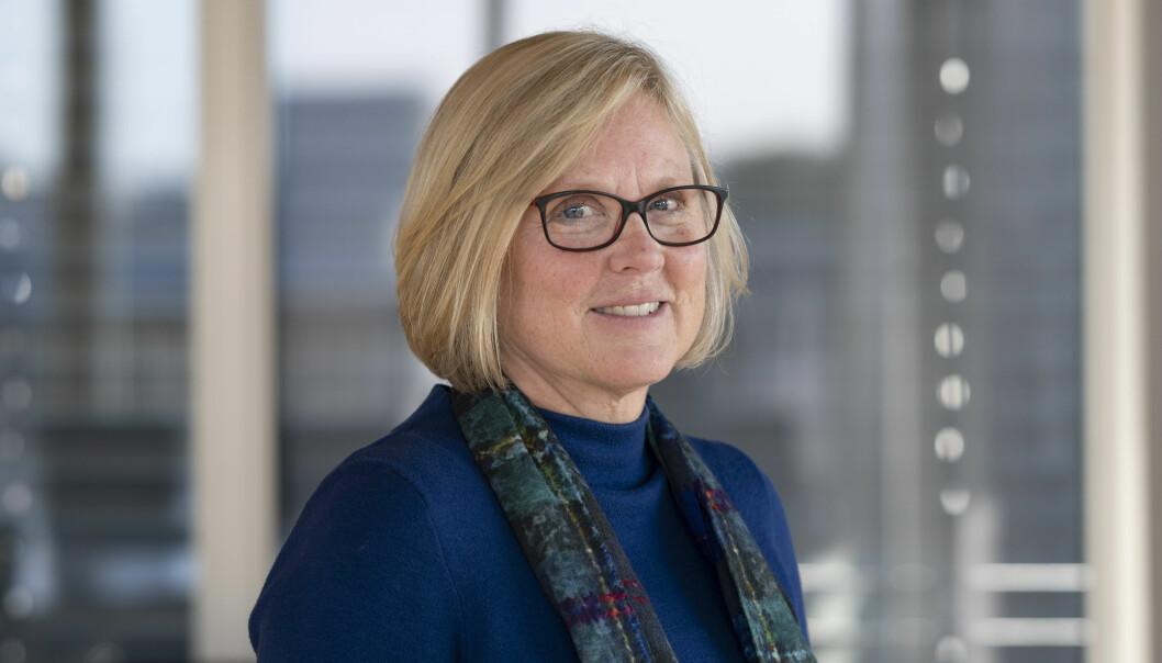 Dekan Sarah J. Paulson ved OsloMet er svært uenig i kritikken som er reist i forbindelse med håndtering av varslingssak på hennes fakultet.