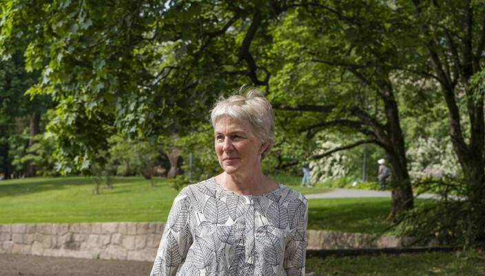 Brit Lisa Skjelkvåle, direktør for Naturhistorisk museum