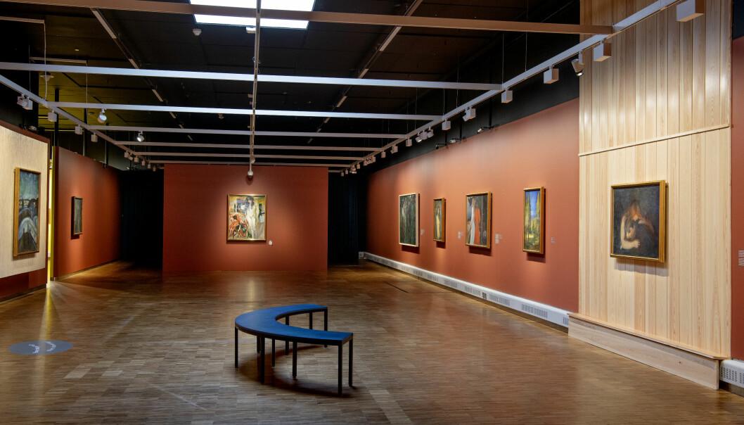 I 2019 åpnet det som skulle være siste utstilling i det gamle Munch-museet. Etter det har det som kjent vært en pandemi, og stengte museer. Nå har Munch-museet igjen åpnet dørene, før flyttingen til Bjørvika.
