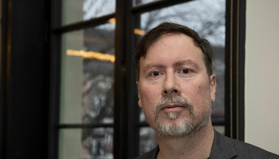 Professor Leif Edward Ottesen Kennair ved NTNU er del av arbeidsgruppen som har bedt NEM om å snu i vedtak om å stoppe studie. NEM opprettholder sin belsutning.