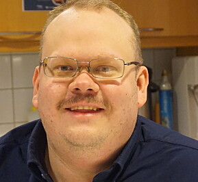 Even Ulsnæs, sekretariatsleder i NSO