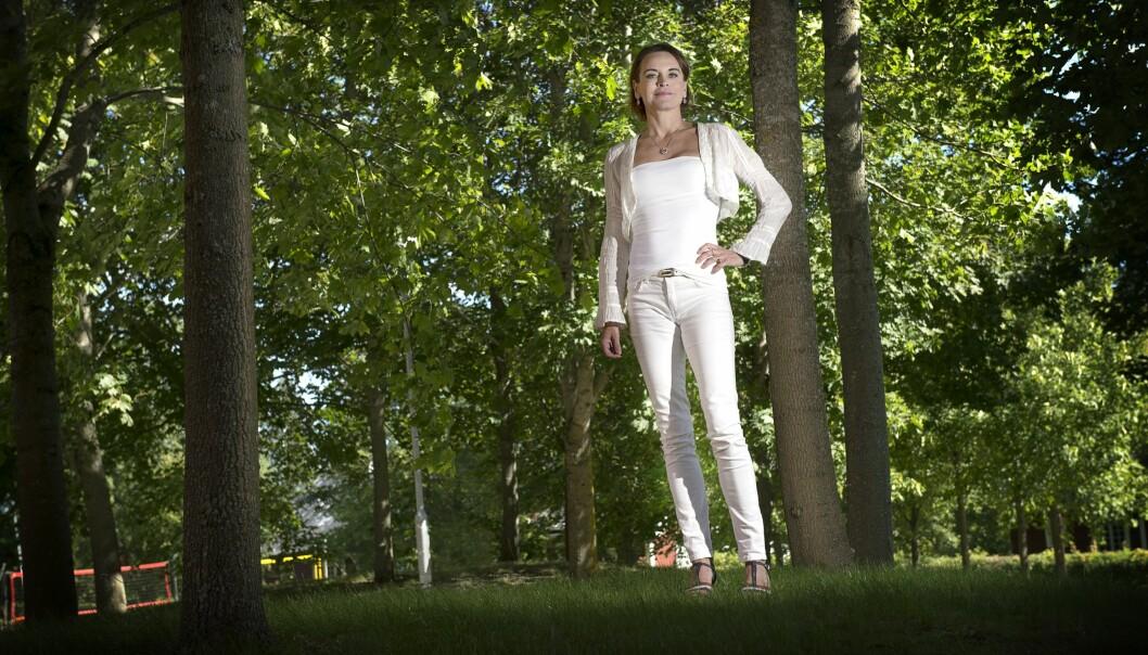 Maria Strømme, norsk fysiker som holder til i Sverige og styremedlem ved NTNU.