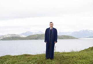 —Mer fremmed for meg å komme til Oslo og Bergen, enn til Nord-Norge