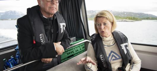 Husebekk får nøkkelrolle i arktisk prosjekt ved UiT