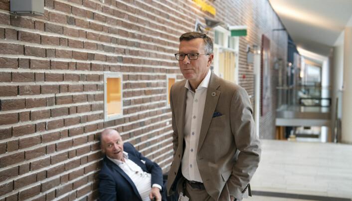 Dag Rune Olsen er påtroppende rektor ved UiT.