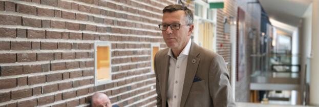 Rektor Olsen vil verta flinkare til å støtta forskarane i krevjande saker