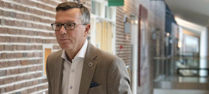 — Jeg er skuffet over dette angrepet fra særlig Universitetet i Bergen og Universitetet i Oslo, sier UiT-rektor, Dag Rune Olsen.