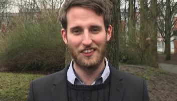 Samfunnsøkonom og statsviter Alexander Dannerhäll