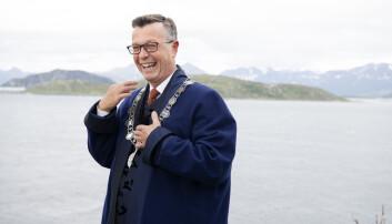 Dag Rune Olsen, ansatt rektor ved UiT Norges arktiske universitet fra 1. august