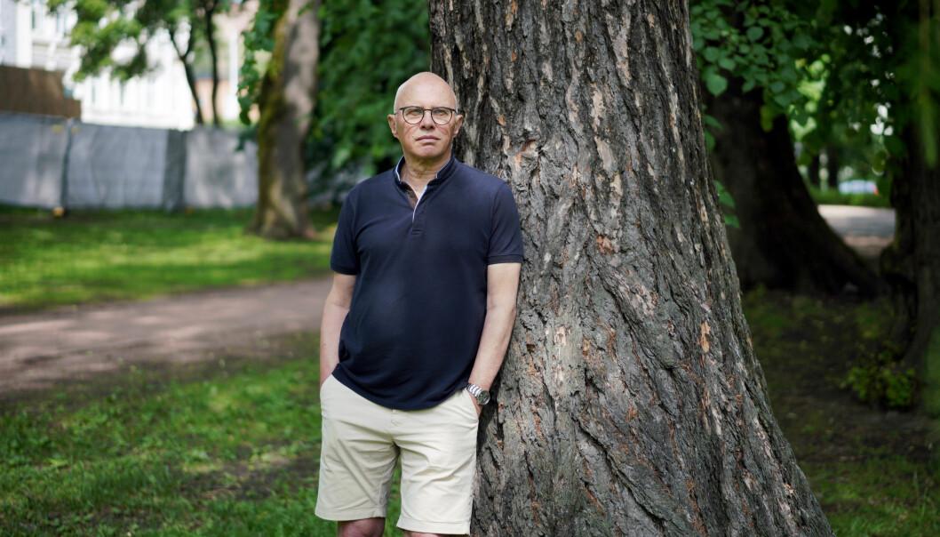 — Man læres opp til å se på pasienten som et objekt, en sykdom, en tilstand og en diagnose, og glemmer dermed at det er snakk om et levende menneske, sier professor emeritus ved Universitetet i Oslo; Per Nortvedt.