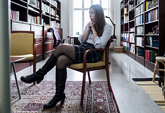 Kvinnekulturen i akademia er problemet, ikke Gutteklubben Grei, mener jussprofessor
