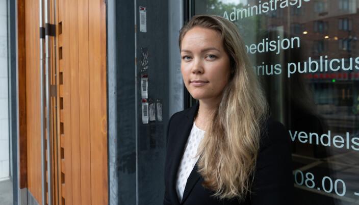 Solbrække og andre studenter får ikke time på ambassaden for intervju.