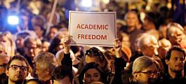 Universitetsallianse vil ha europeisk ombudsperson for akademisk frihet