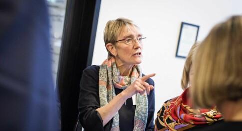 Rektor Anne Borg: «Ytringsfriheten skal ha gode vilkår ved NTNU »