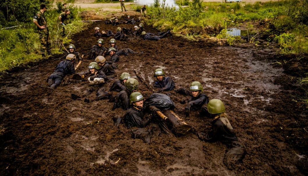 — Opptaket er viktig for Forsvaret og er essensielt for at vi skal klare å utdanne nok personell til avdelingene våre, sier oberstløytnant Stein Garang.