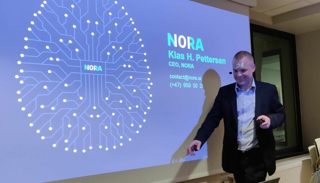 Nora-sjef, Klas Pettersen, får flere forskningsinstitusjoner inn under sine vinger.