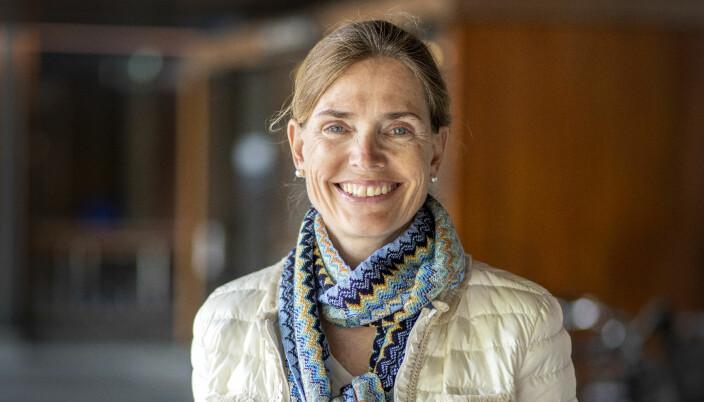 Økonomiprofessor Karen Helene Ulltveit-Moe blir ny styreleder ved NHH..