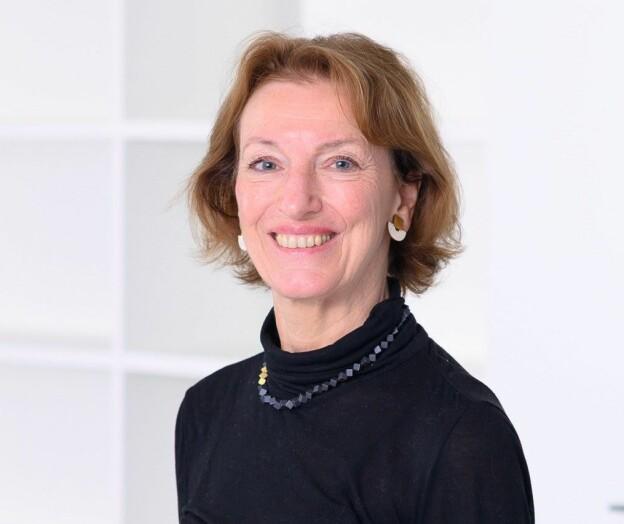 Hun er ny president for ERC