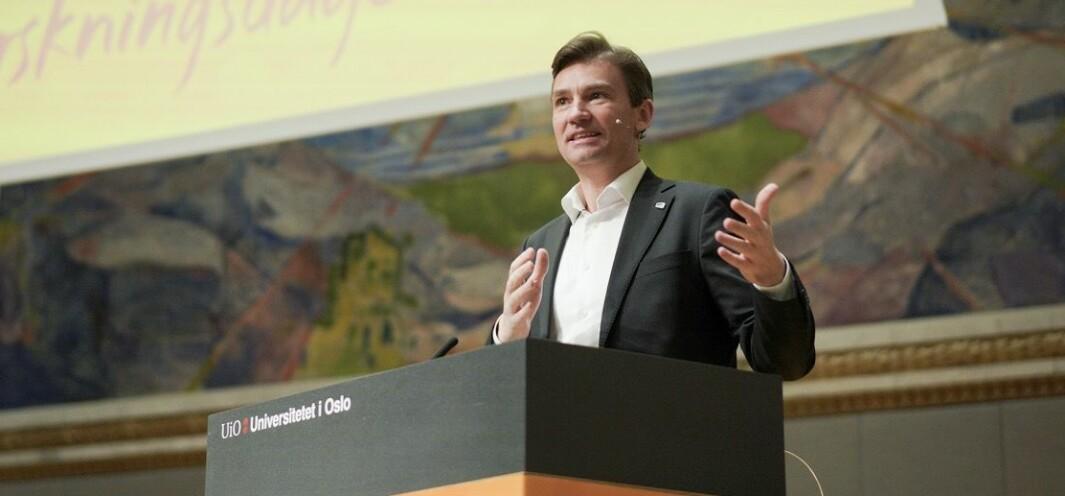 Statsråd Henrik Asheim og Kunnskapsdepartementet oppnevnte denne uken styremedlemmer til en rekke universiteter og høgskoler.