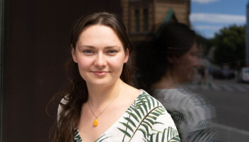 Maika Marie Godal Dam, leder i VT i Oslo og Akershus.
