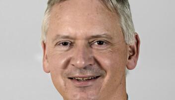 Professor Frode Sættem blir en del av rektoratet ved NHH.