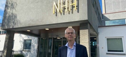 Nytt NHH-rektorat på plass