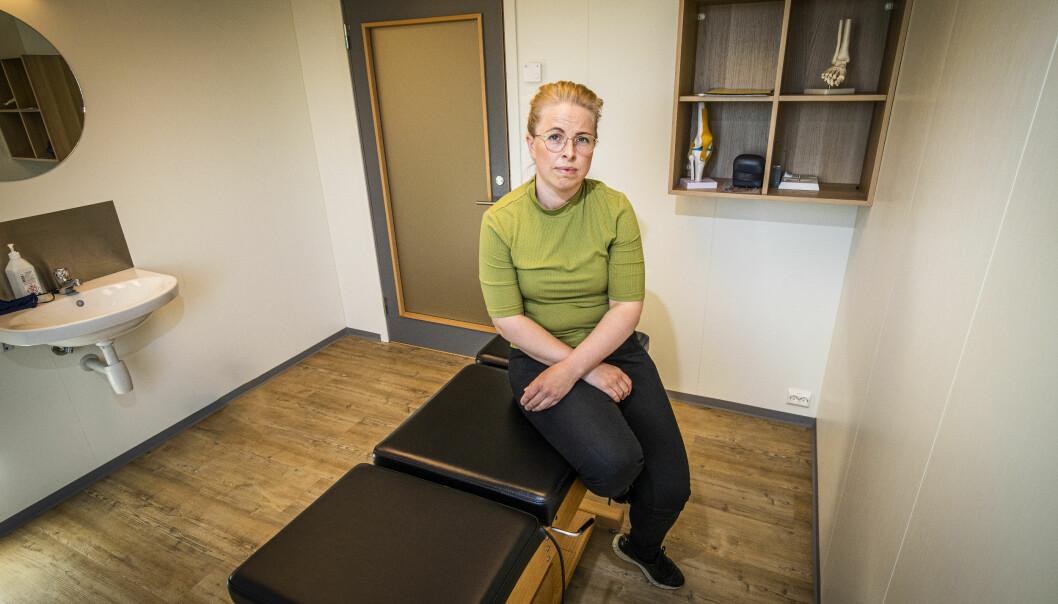 — Du får støtte fra Lånekassen, du reiser ut, starter på utdanningen, så kommer det nye krav underveis. Når du kommer hjem er det ingen der til å støtte deg, du må klare deg selv, sier Helene Bårdsen.