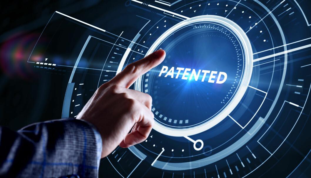 Det noteres fortsatt nedgang i patentaktiviteten i Norge.
