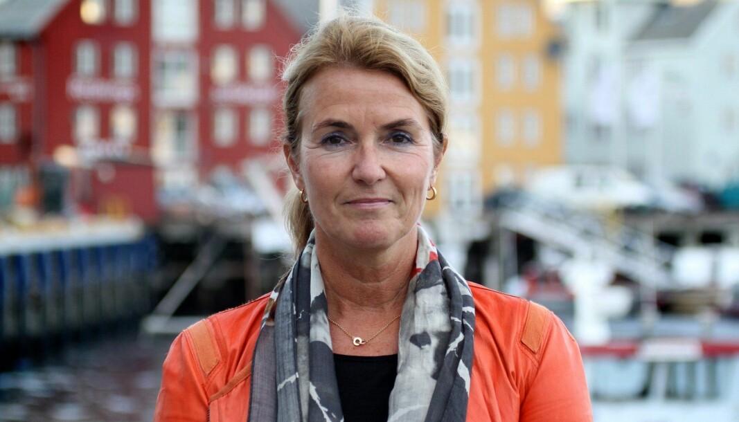 Nyutnemnd styreleiar ved UiT Noregs arktiske universitet, Marianne Elisabeth Johnsen, ønskjer ikkje å kommentere kritikken frå professor Ivar Bjørklund. Ho viser til Kunnskapsdepartementet som har stått for utnemninga.