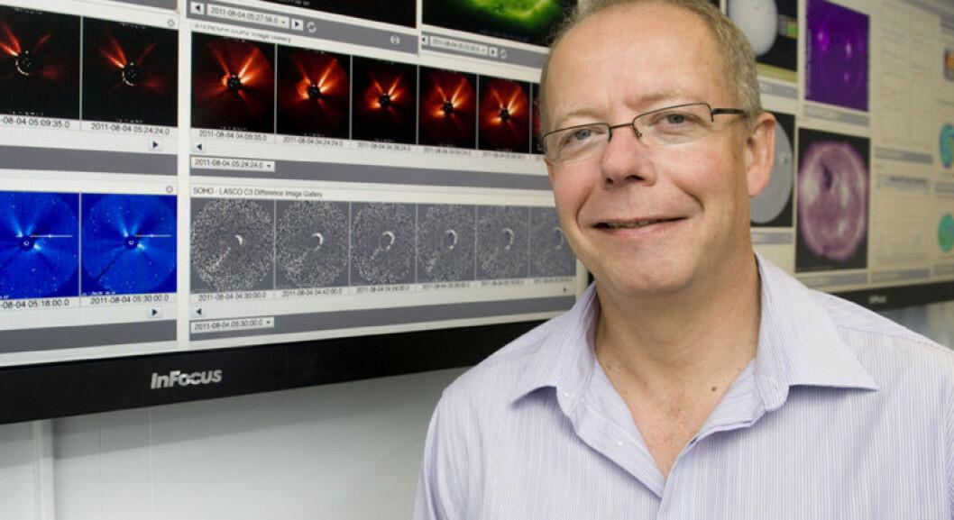 NASA-professor sa opp etter lengre konflikt ved Universitetet i Bergen