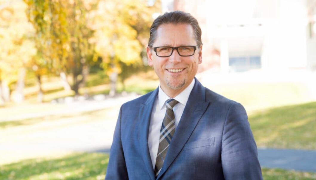 — Jeg tror det er bra for totaliteten når også akademikerne er representert inn i styret, sier styreleder ved NTNU, Remi Eriksen.