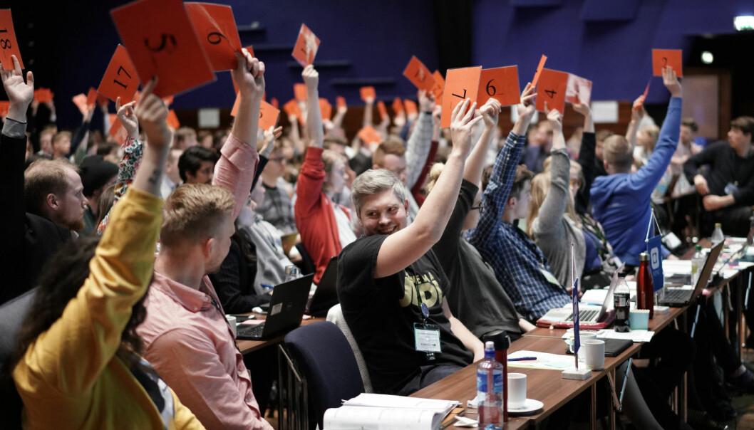 I forbindelse med valget har politikerne nå muligheten til å vise oss hva de er gode for. De må vise oss at de tør å satse på kunnskapen vi trenger i fremtiden, skriver leder i Norsk studentorganisasjon, Tuva Todnem Lund.