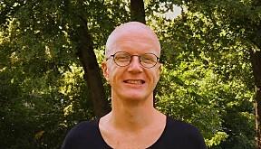 Henrik Kjellmo Larsen i dag.