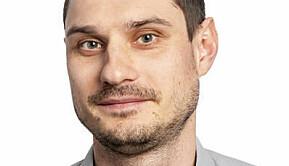 Forsker Pavlo Kochkins faste kontrakt går ut ved utgangen av året.