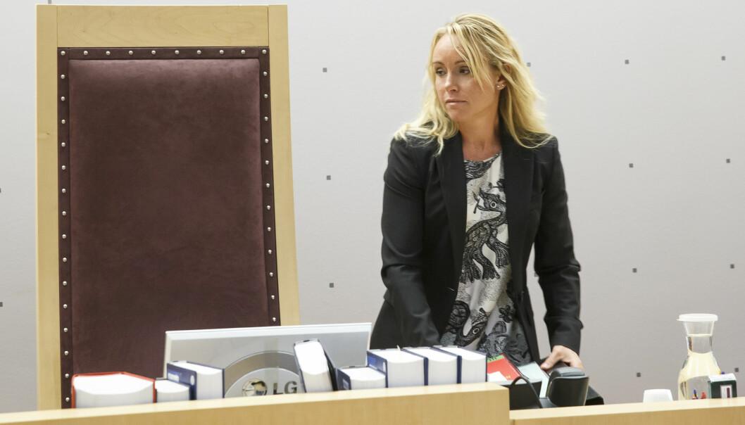 Leder av Felles klagenemnd for universiteter og høgskoler, Marianne Klausen.