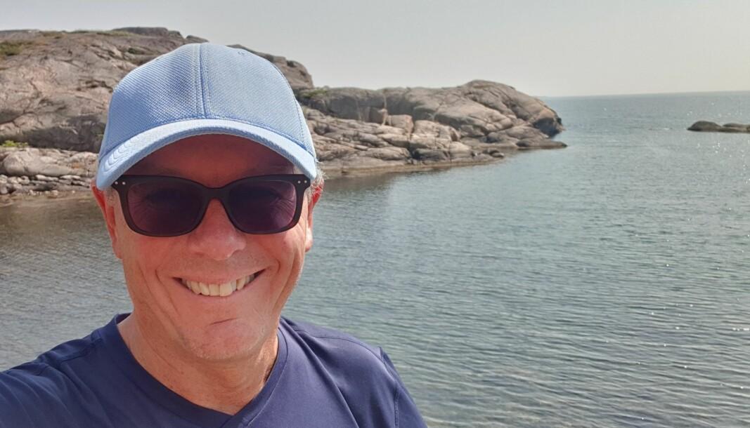 — Jeg får med meg litt fluefiske hver sommer. Men tradisjonen tro ble det resultatløst også i år, sier påtroppende UiT rektor Dag Rune Olsen.