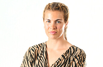 Edel Marlèn Taraldsen, leder i NSF student