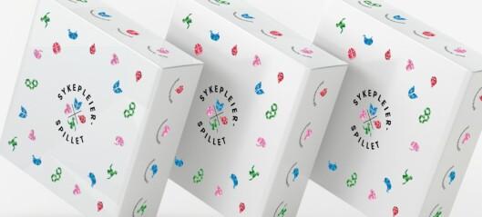 Har utviklet brettspill for sykepleierstudenter