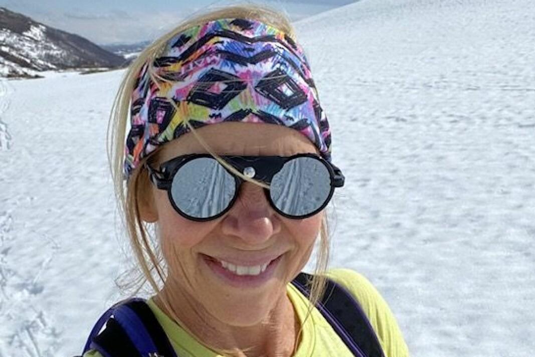 — Jeg har fått meg noen toppturer i sommerferien, men fra 9. august er det full rulle på OsloMet, sier Nina Waaler.