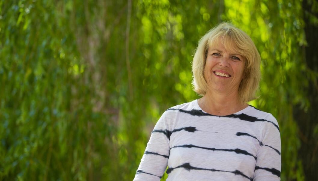 Hanne Refsholt har bakgrunn fra gamle Norges landbrukshøgskole.