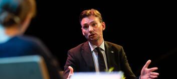 Antall privatister øker – Henrik Asheim er bekymret