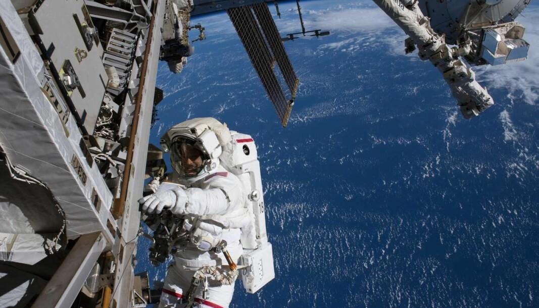 Det er tre år siden Birkelandsenteret for romforskning skapte UiB-historie, da teknologi utviklet og bygget ved senteret ble sendt opp til Den internasjonale romstasjonen (ISS).