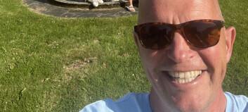 Gunnar Yttri blei overraska over to ting då han starta som rektor