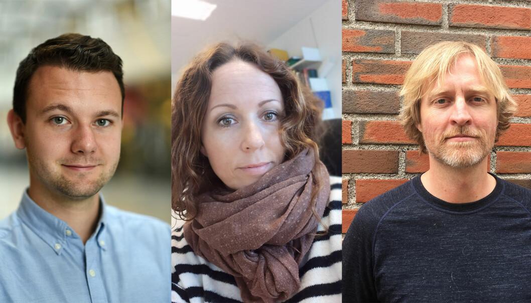 Studentombudene ved Universitetet i Agder, Stavanger og Oslo, henholdsvis Eirik Andreassen Mo, Maren Anne Kvaløy og Pål Gustavsen reflekterer over året som har gått.