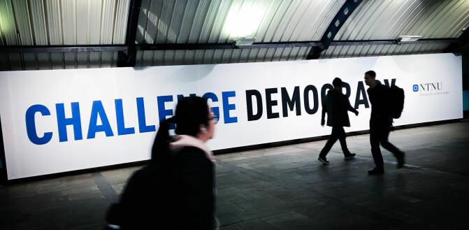 «Kunnskapsinstitusjonene bruker millionsummer på meningsløst reklamepjatt»