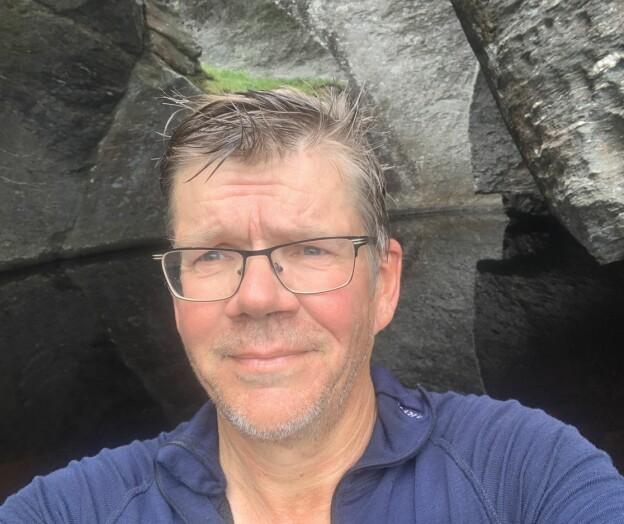 Svein Stølen: — En global ulikhet vi ikke kan akseptere