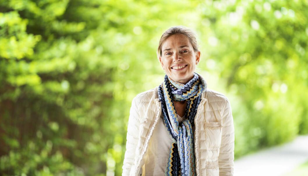 Økonomiprofessor Karen Helene Ulltveit-Moe tilbrakte 14 år ved Norges handelshøyskole. Først som student, så postdoktor, før hun til slutt endte opp som professor.
