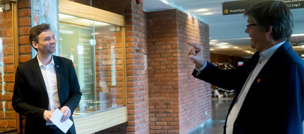 Statsråd Henrik Asheims uttalelser i VG svekker omdømmet til en hardtarbeidende og viktig sektor i offentligheten, og det er helt unødvendig og svært uheldig, mener rektor ved Universitetet i Oslo, Sven Stølen.